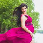 съемка беременности