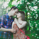 история любви фотосессия