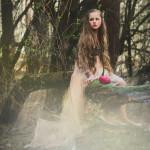 сказочные фотографии в лесу
